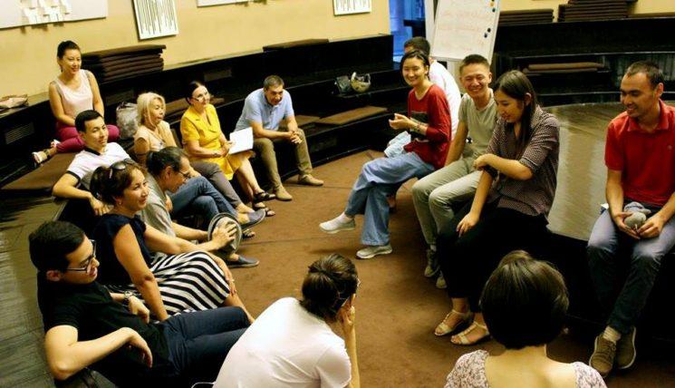 Клуб казахского языка Bas Qosu - встреча № 109