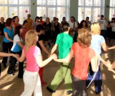 Тренинг «Алхимия танца» с Гайяватой