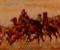 Выставка  «Неизвестный Ходжа Ахмет Ходжиков»