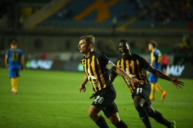 Футбол: Кайрат - Скендербеу