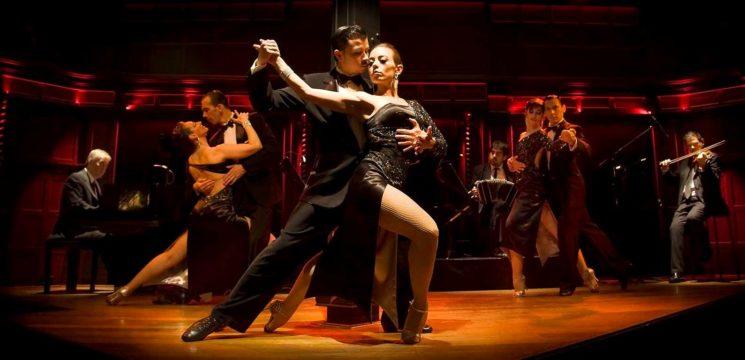 Вечер танцев и вина в Тито