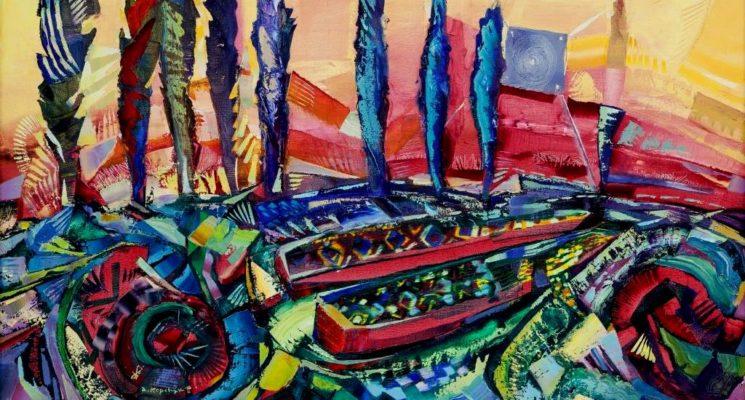 Выставка «За гранью невидимого» Андрея Копчака