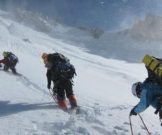 Чемпионат РК по альпинизму в скальном классе 2017