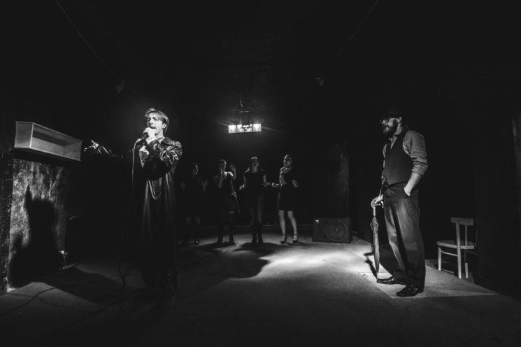 STAY TRUE — Спектакль в жанре вербатим