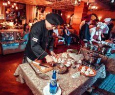 Фестиваль Хинкали в Ларисс Иванну Хачу