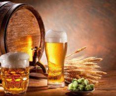 Международный День Пива в Harat's Pub