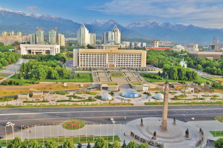 В Алматы ко Дню города пройдет более 60-ти фестивалей и концертов