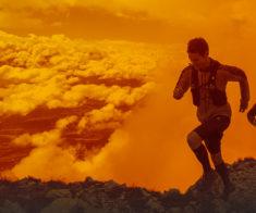 Medeu skу trail Run