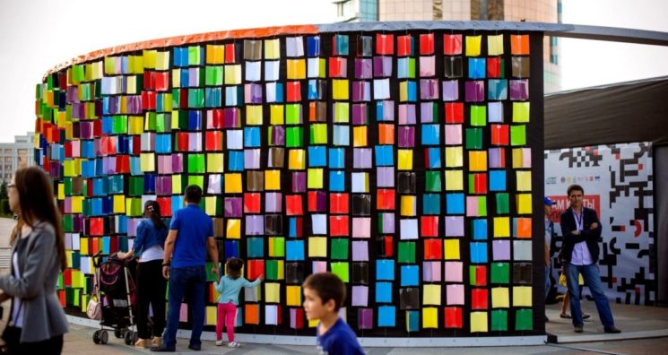 Фестиваль городских сообществ Art Energy Almaty