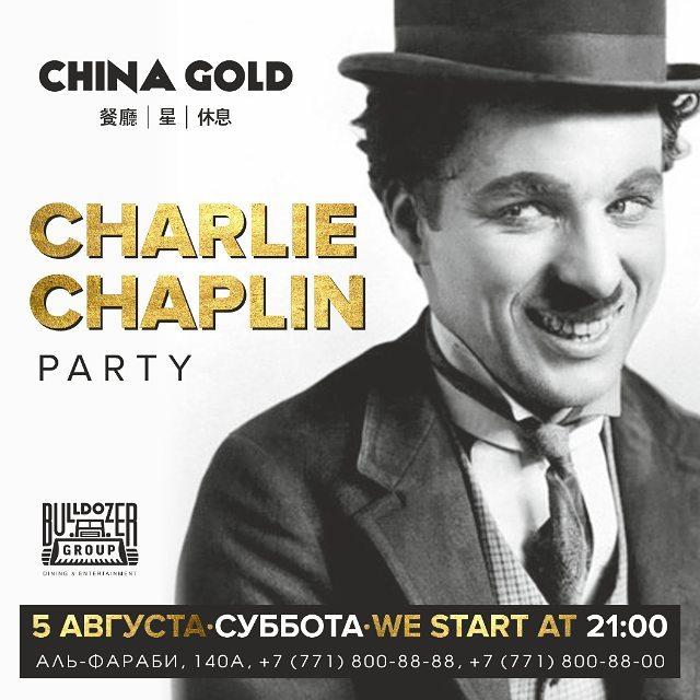 Charlie Chaplin Party