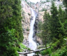 Тур на самый высокий водопад в Центральной Азии — Бурхан-Булак