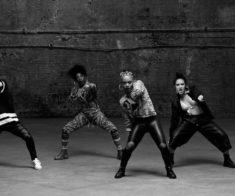 Открытое занятие по Hip-hop