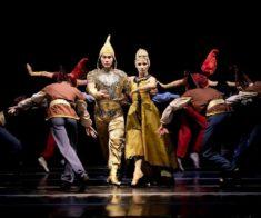 Большой вечер балета Булата Аюханова в Алматы
