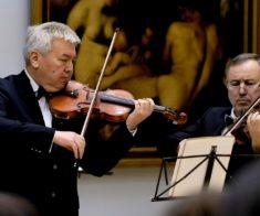 Новогодний концерт легкой классической музыки