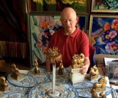 Персональная выставка Владимира Твердохлебова