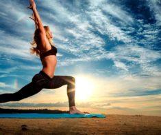 Йога для начинающих в студии «Йога Ом»