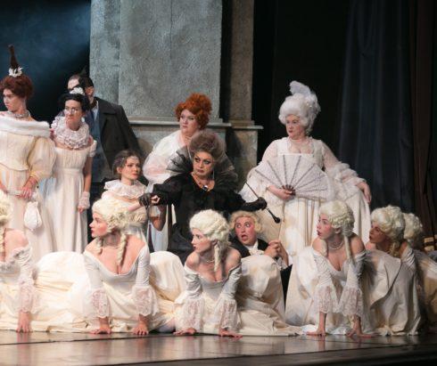 Открытие 85-го театрального сезона