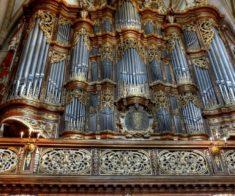 Торжественное открытие фестиваля органной музыки