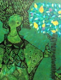 Выставка «Линии вдохновения»
