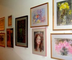 Выставка «Души и сердца вдохновенье»