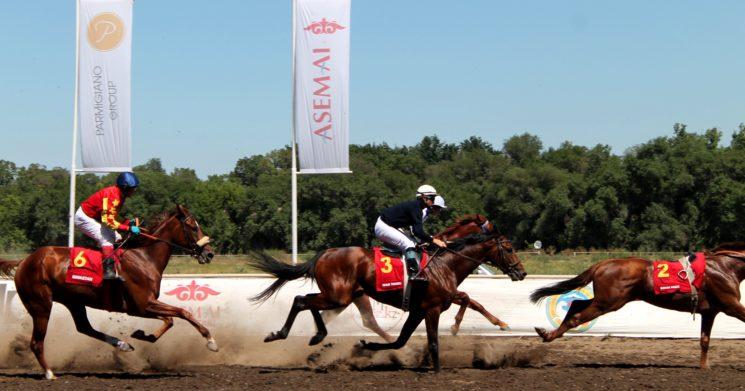 Скачки на Приз Президента Республики Казахстан