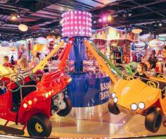 Развлекательные центры для детей в Алматы