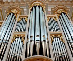 Гала-концерт фестиваля органной музыки