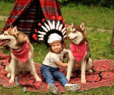 Благотворительная фотосессия команды «Brave Dogs Almaty»