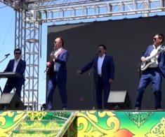 Концерт ансамбля «Дос-Мукасан»
