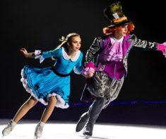 Шоу «Алиса в зазеркалье на льду»