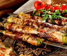 Вечер турецкой кухни в ресторане Vista