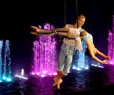 Московский «Цирк Гигантских фонтанов»