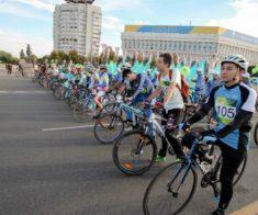 Закрытие сезона массового велопробега