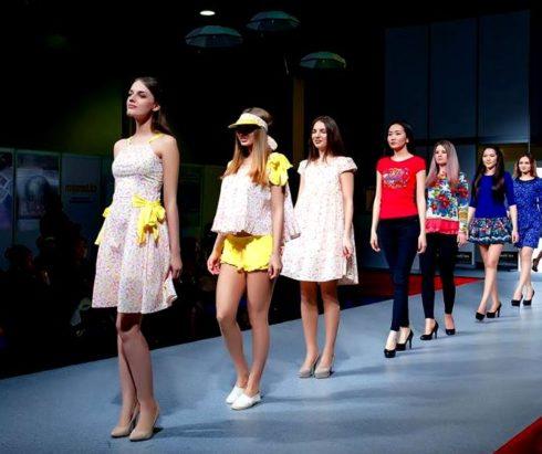 Международная выставка Central Asia Fashion Spring-2018