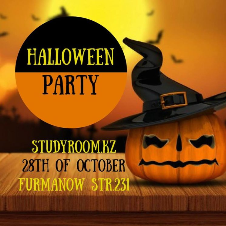 Halloween Party in the Studyroom