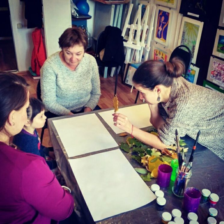 Творческие мастер-классы Для Детей На Каникулах
