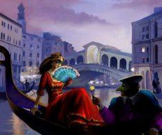 ОИ Квестория «Тайны Венеции»