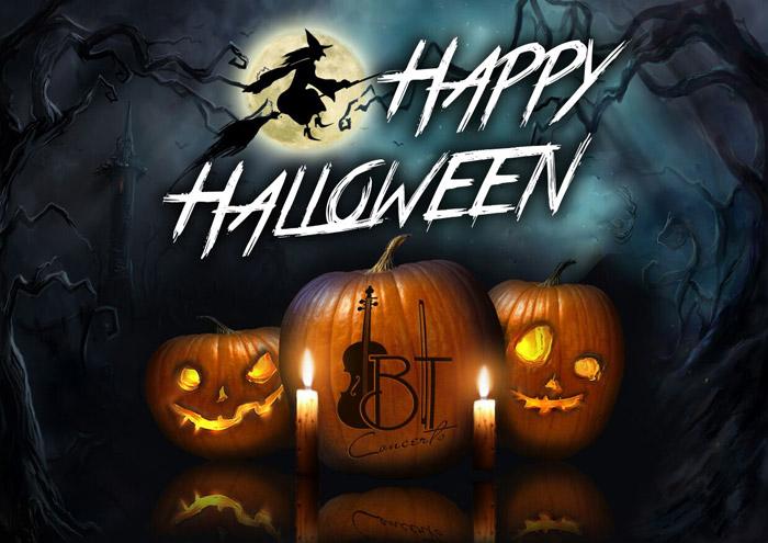 """Концерт """"Happy Halloween"""""""