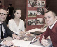Осенняя выставка международного образования