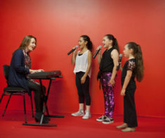 Кастинг в Музкафе от «Art Vocal Junior»