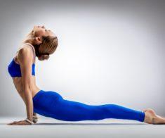 Йога — женские секреты