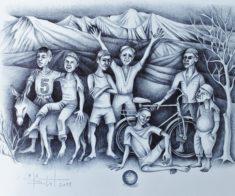 Презентация книги Булата Мекебаева «Долгая дорога к встрече»