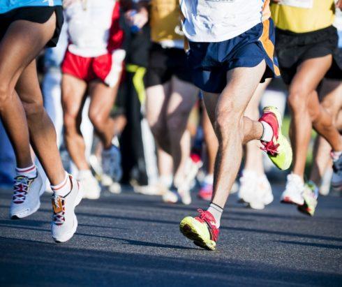 Открытая беговая тренировка