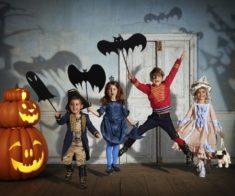 Веселый хэллоуин для детей