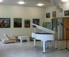 Вечер фортепианной музыки в арт-галерее «Белый Рояль»