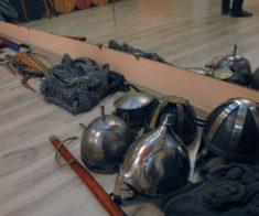 Секция исторического фехтования «Утренняя звезда»