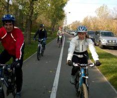 Велопробег Трамплин — Плотина (Алма-Арасан)