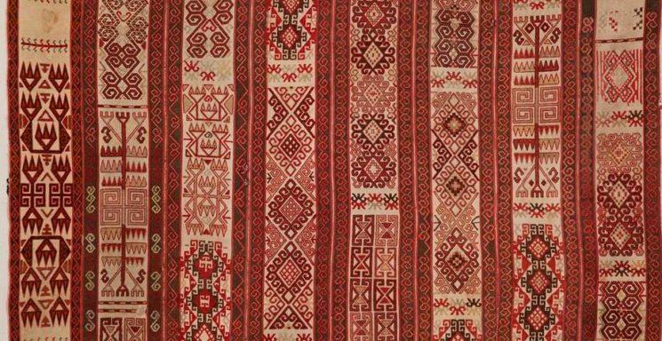 Симфония переплетений. Казахское народное ткачество