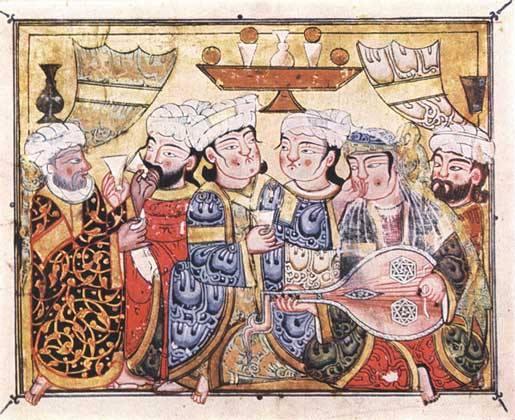 Философия музыки в исламской культуре