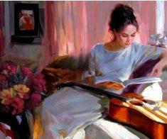 Литературно-музыкальный вечер «Осенние мотивы»